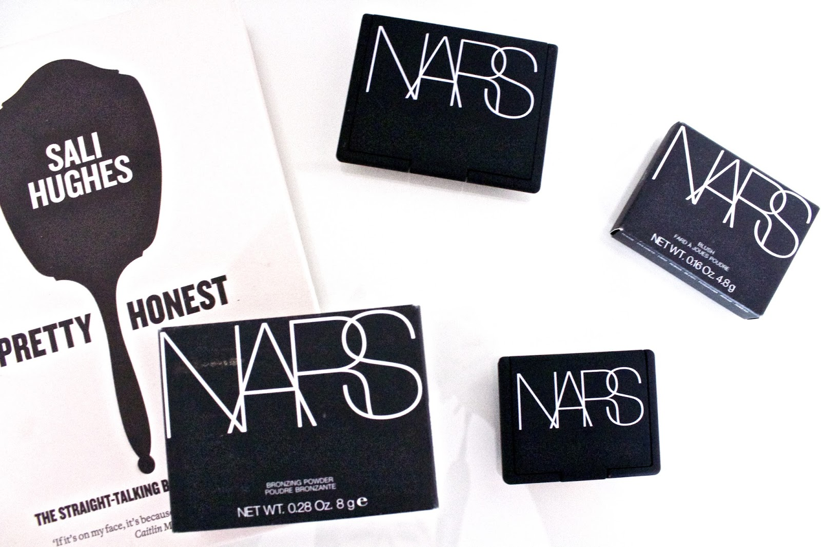 NARS Laguna Bronzer & Orgasm Blush Review