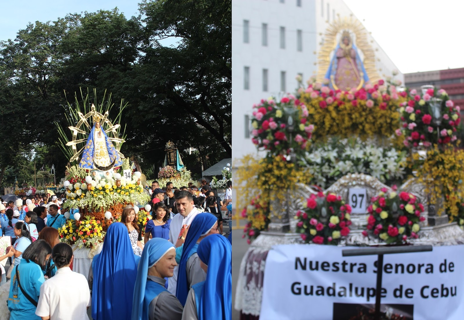 intramuros grand marian procession 2017