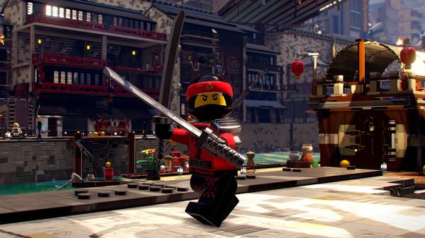 LEGO Ninjago Movie Video Game PC Full Version Screenshot 2
