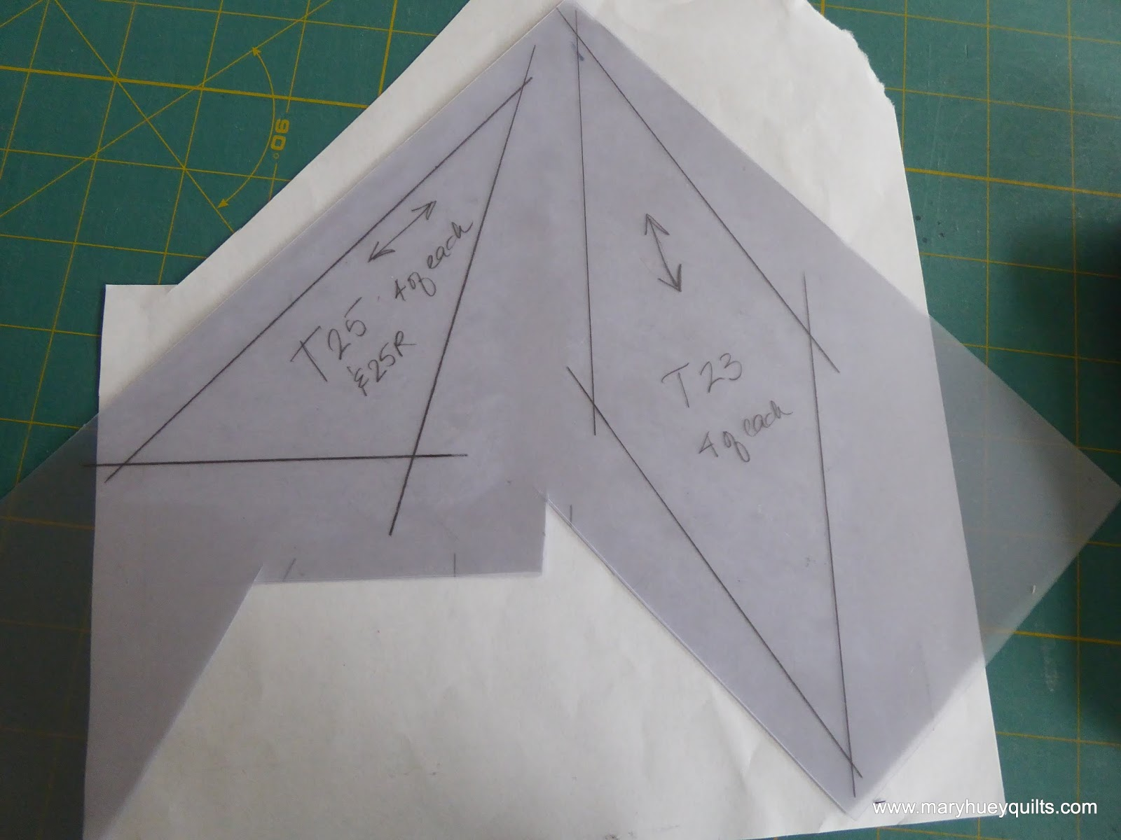 Hard Plastic Quilting Templates ~ cafca. info for .