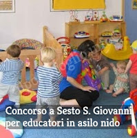 concorso educatori scuola infanzia san giovanni