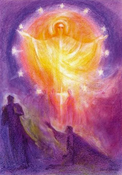Liebe das Ganze, weil das Ganze Liebe ist: Krieger des Lichts ...