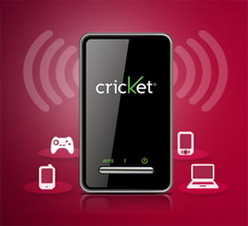 Cricket CROSSWAVE mobile hotspot device launched