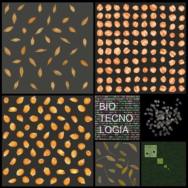 semillas y biotecnologia, nanoalimentos, transgenicos