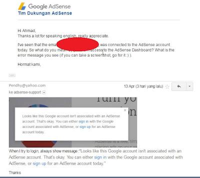 Hati-hati akun google adsense anda bisa kena hack