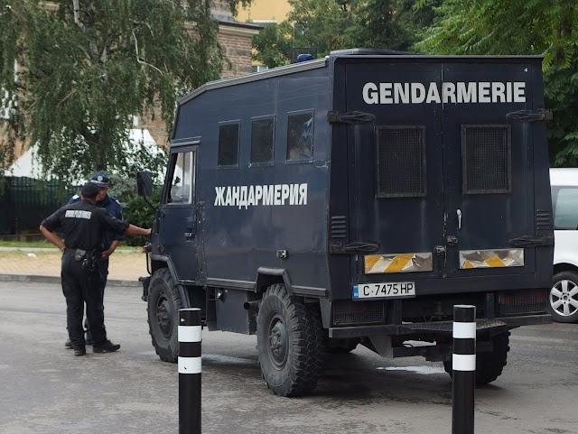 Акция на жандармерията и дрогиран младеж от Български извор през уикенда