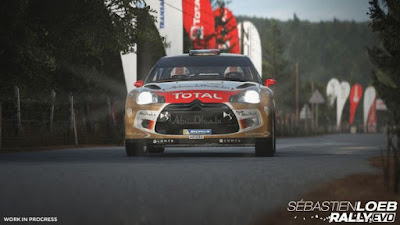 لعبة Rally EVO torrent