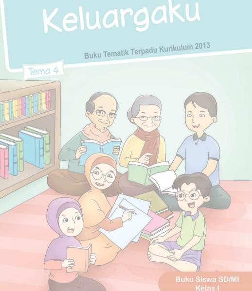 Download buku guru dan buku siswa kelas 1