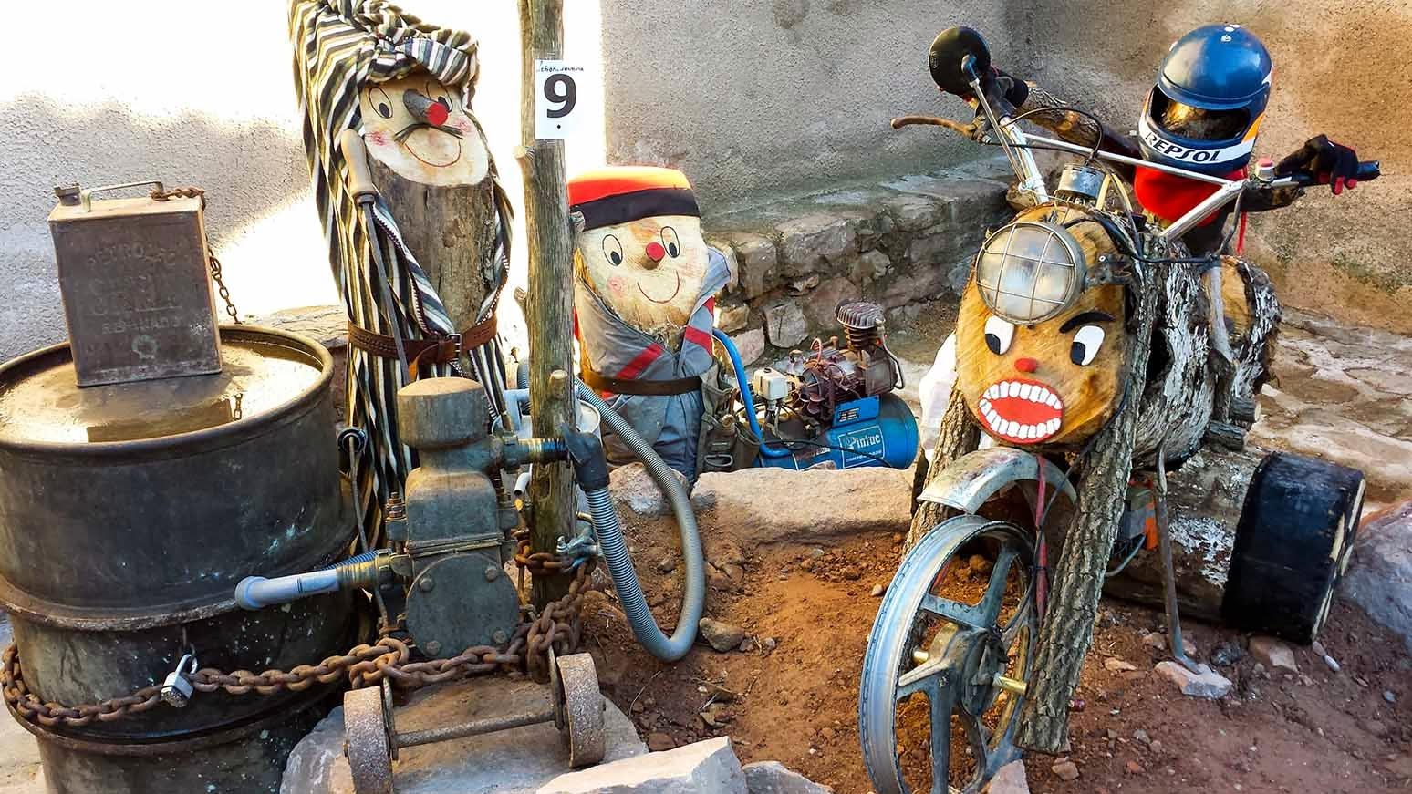 Mura y Talamanca nadal