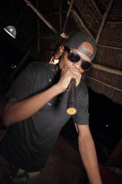 Rapper Monsta Monk| Photo Courtesy| Changez Ndzai