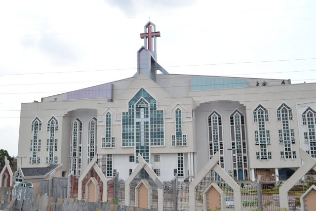 PHOTOS: Deeper Life Completes Its Headquarters Church Which Is The World's 4th Largest