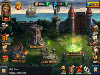 Dungeon Rush Apk
