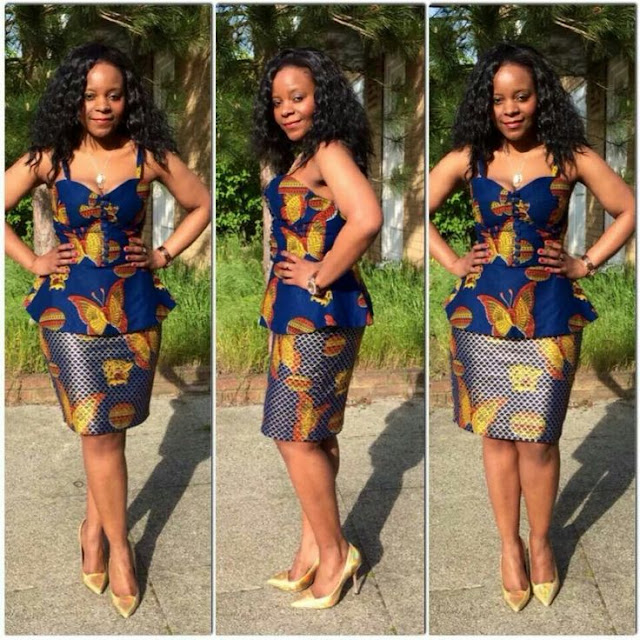 ankara dresses, styles gown, modern ankara styles, latest ankara styles for wedding, ankara aso ebi styles 2018, nigerian ankara styles catalogue, ankara styles pictures, ankara flared skirts, ankara pencil skirts, ankara skirts 2018, lace skirt and blouse pictures, latest skirt and blouse designs, latest ankara skirts and blouses, ankara skirt and blouse 2018, ankara office skirts
