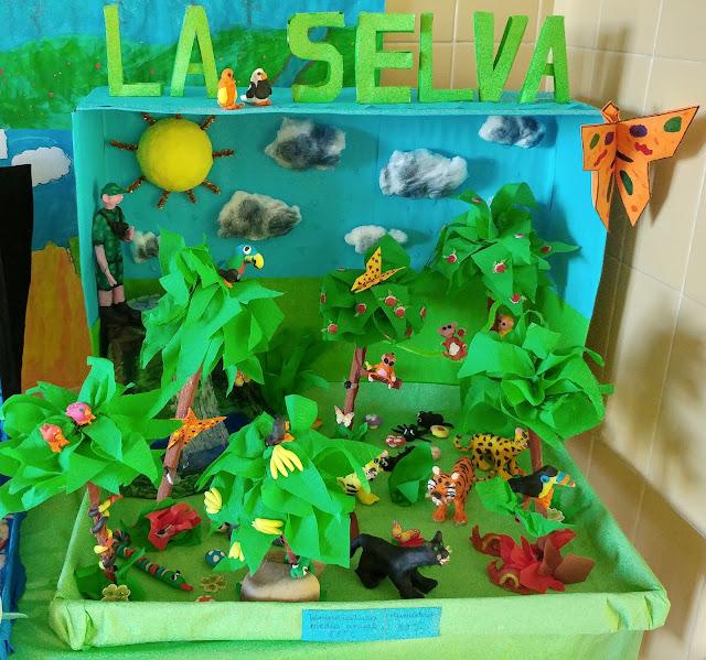 Mini Of The Woodlands >> El blog de quinto.: Ecosistema: La selva.