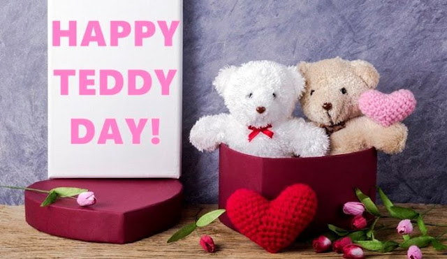unique Teddy day images ideas