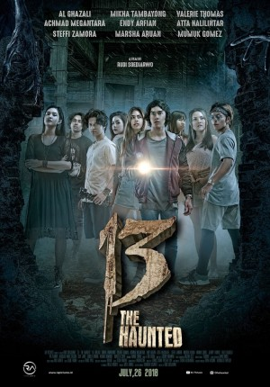 Jadwal 13 THE HAUNTED di Bioskop