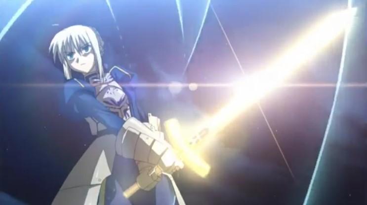 Fate/Stay Night Dublado: Episódio 12 – Céu Dividido