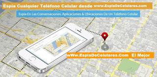 LOCALIZAR TELÉFONO CELULAR ANDROID O IPHONE POR GPS