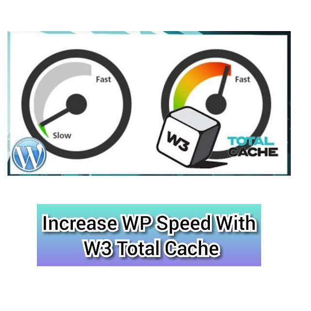 W3 Total Cache Plugin Settings