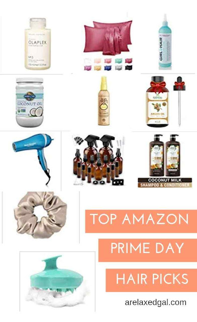 Amazon Prime Day Top Hair Picks | A Relaxed Gal