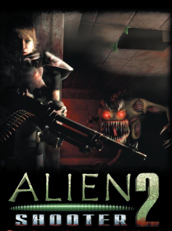 Alien Shooter 2 PC Game Full Version Free Download