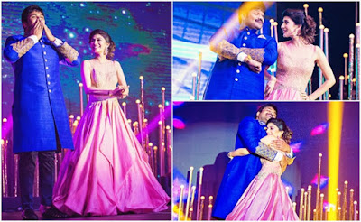 Manoj And Pranathi Sangeet