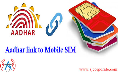 Link your mobile number to Aadhaar