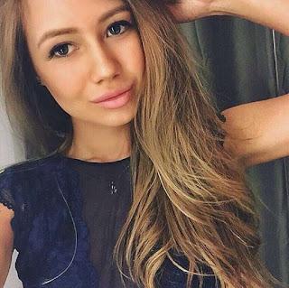 Russia girl in whatsapp