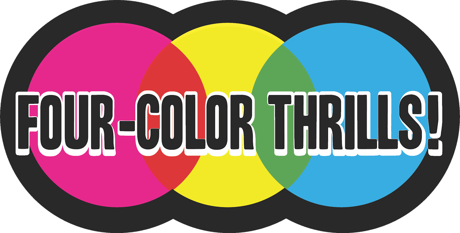 Four Color Thrills