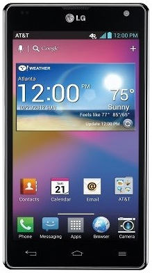 LG Optimus G for AT&T receives Android 4.1.2 software update