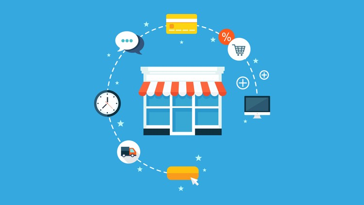 MAGENTO 2 scratch 2017 The First Step to Open Your eCommerce - Udemy course