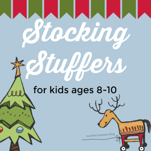Zucchini Summer 13 Stocking Stuffers For 8 10 Yr Old Boys