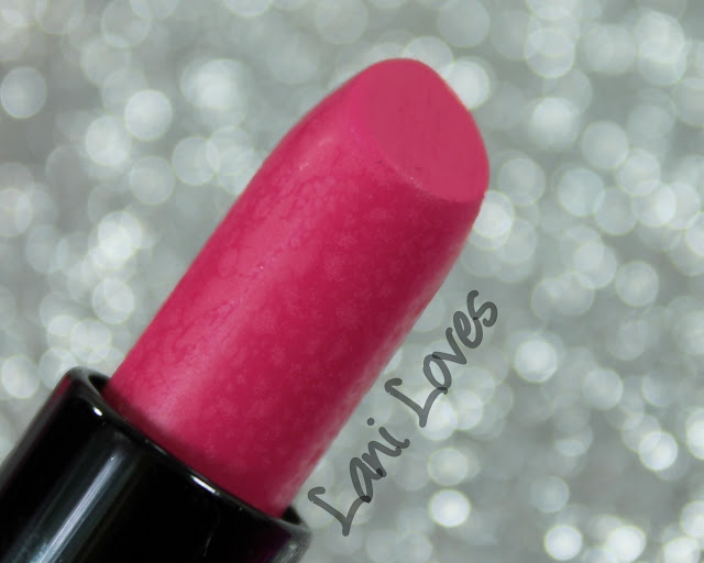 MAC MONDAY   Heatherette - Hollywood Nights Lipsticks Swatches & Review