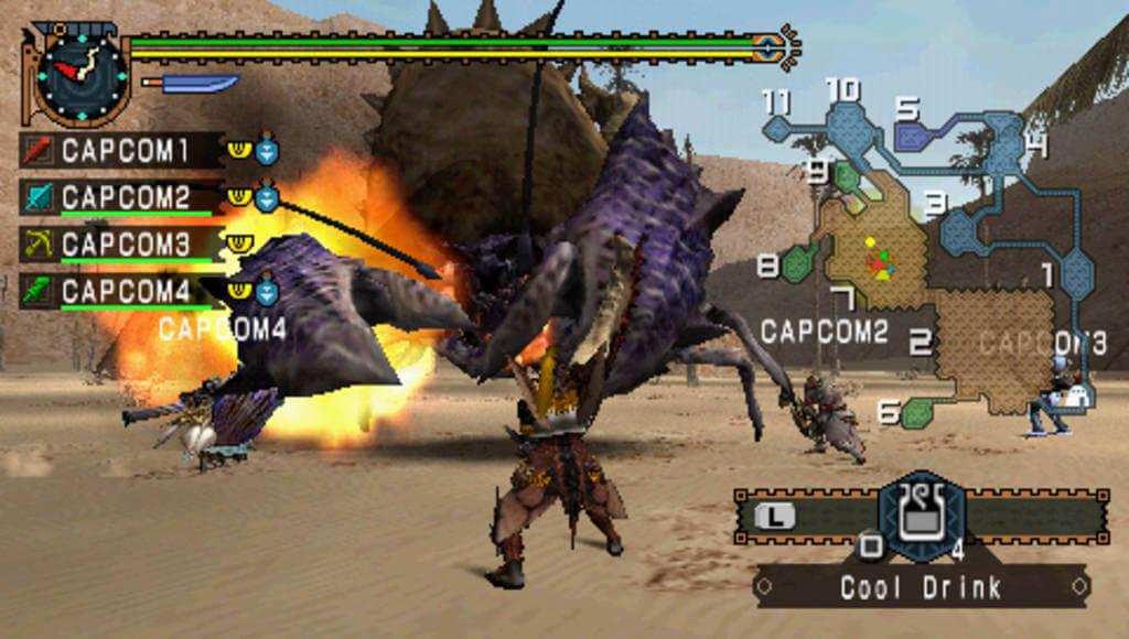 attack on titan psp game