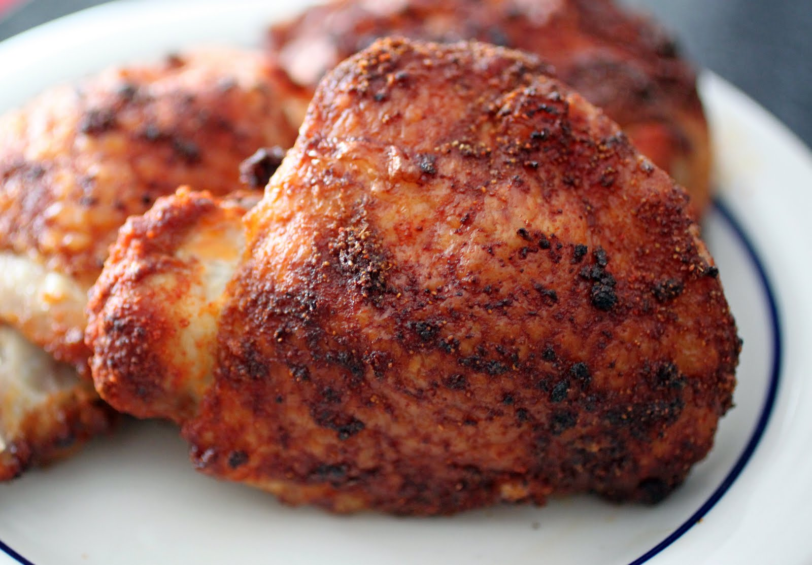 Smoked Paprika Chicken Thighs - Primal Palate | Paleo Recipes