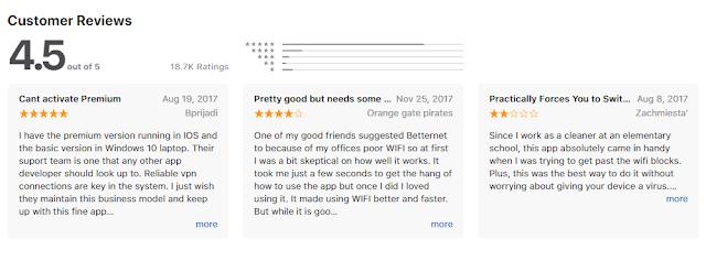 betternet free vpn 2017