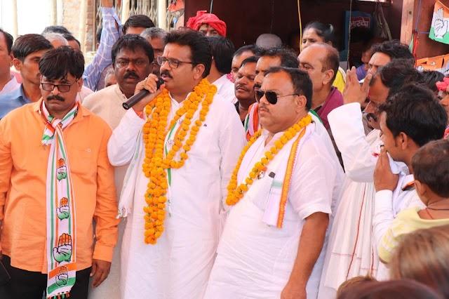 बिलासपुर लोकसभा- भाजपा सरकार ने बिलासपुर मुंगेली के साथ किया छल, कांग्रेस को मिला मौका तो होगा समुचित विकास-अटल