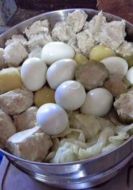 Cara Membuat Siomay Biasa : membuat, siomay, biasa, Membuat, Siomay, Tengiri, Bumbu, Kacang