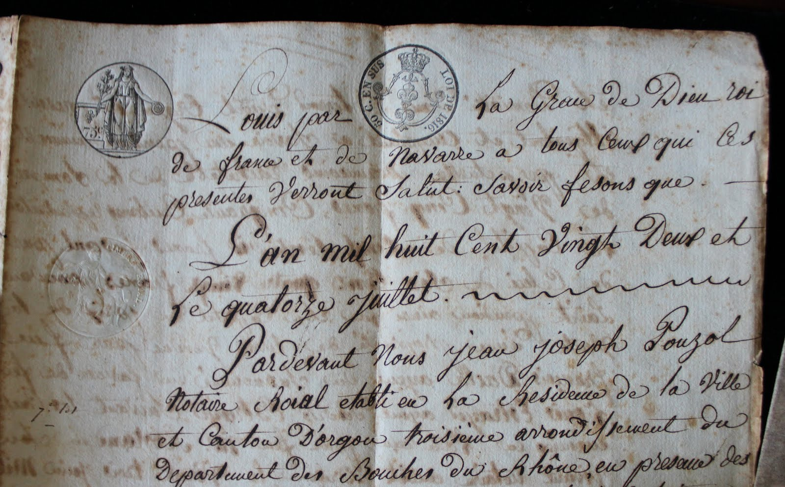 Antique Style: Antique Patina: Antique Letters And Papers