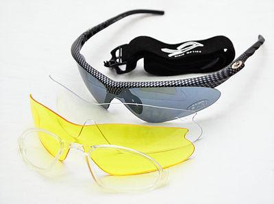 Pessoal, para quem pratica ciclismo temos essa excelente opção  Modelos  Disix com 3 lentes e Clip para Grau. Link para compra  a97df5c78f