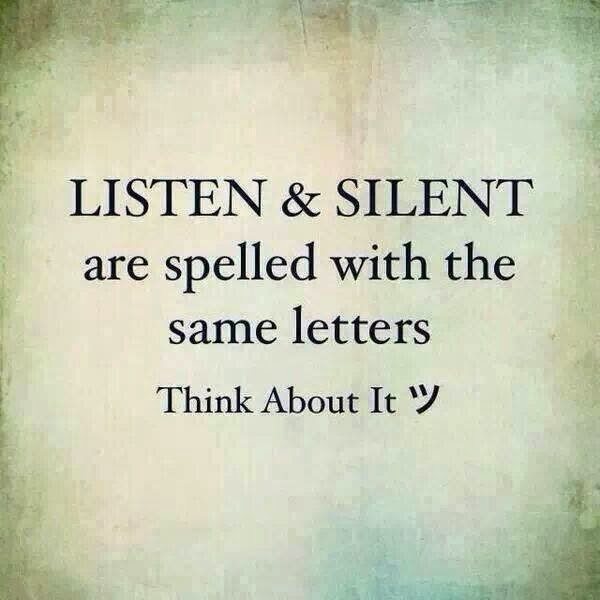 listen, silent, spelled, same, letters, think,