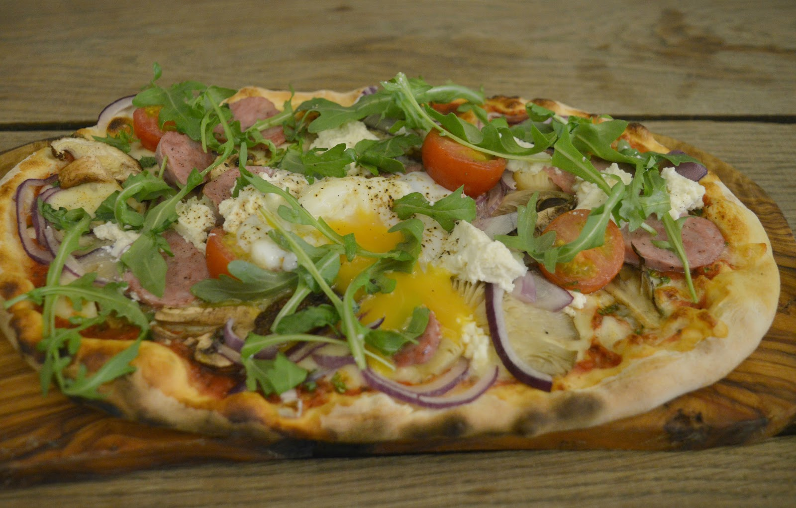 5 of the Best Pizzas in Newcastle - Herb Garden