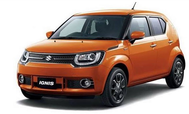 Maruti Suzuki Ignis: All You Need To Know