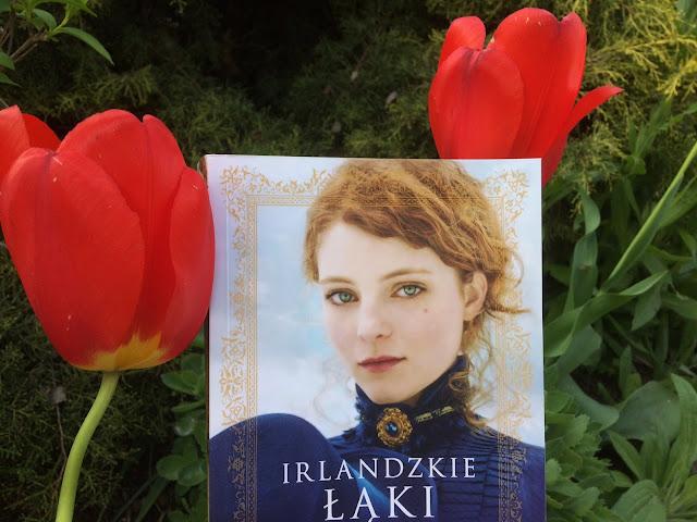 recenzja książki Irlandzkie łąki