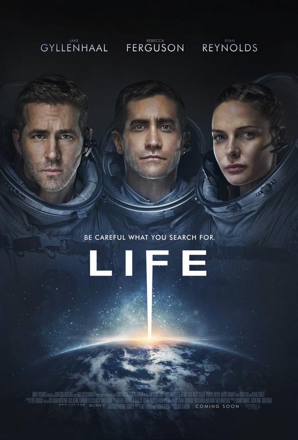 Capa do Filme Vida