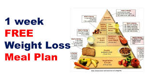 Lose Weight Fast Meal Plan