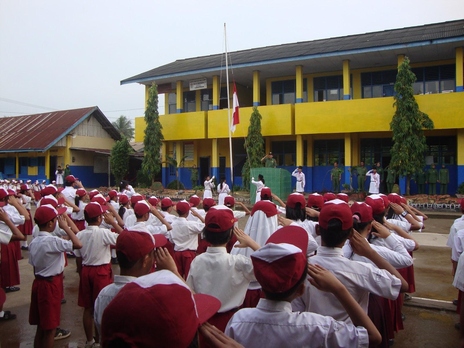 Manfaat Upacara Bendera bagi Anak Sekolah Dasar - Tinta ...