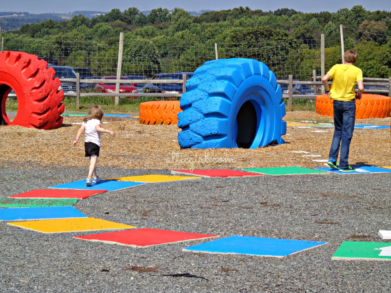 Maize Quest Fun Park