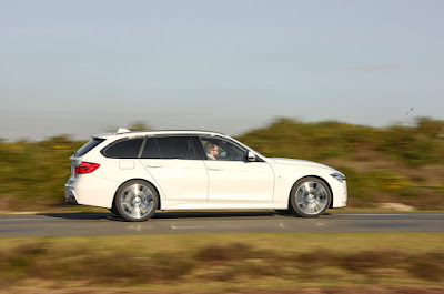 Review Of BMW 3 Series Touring Cars