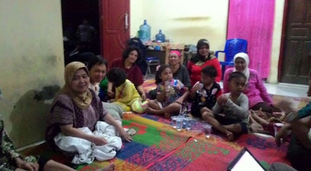 Alhamdulillah, Wendi ABK Padang Akhirnya Bebas dari Abbu Sayyaf, Keluarga Gelar Syukuran.